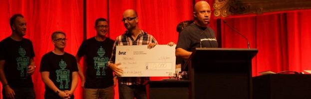 NZ Business Podcast 9: BNZ Startup Alley