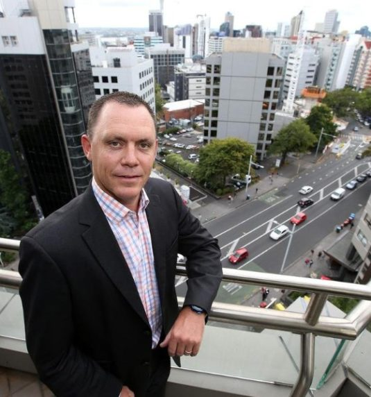 NZ Business Podcast 29: Mark Callander – CEO Vocus Group